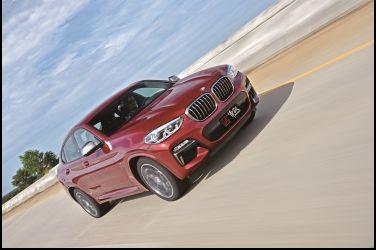 如狼更勝虎  BMW X4 M40d(上)