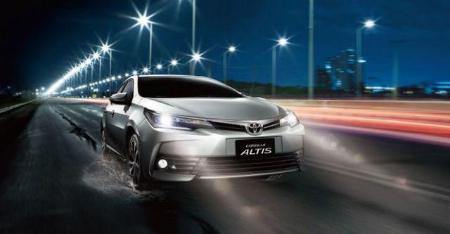 2018年07月 Toyota 豐田全車系中古車行情表