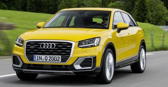 2018年07月 Audi 奧迪全車系中古車行情表
