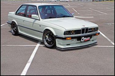 老車翻新更耀眼BMW E30 316 Coupe(上) 找回年輕時的感動