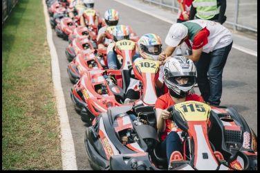 台灣賽車教父陳俊杉 舉辦麗寶國際賽車場賽車夏令營