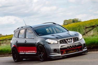 地表最強SUV不是Urus是 2000hp的Nissan Qashqai-R