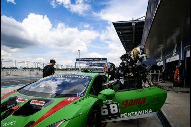 Lamborghini Taipei車手代表陳意凡問鼎Pro-Am車手積分桂冠