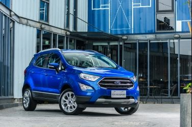 New Ford EcoSport 動勁智能輕休旅開放預接單
