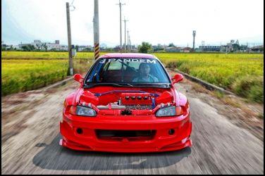 這台喜美連三浦先生都想來一台PANDEM EG by 峠Racing(上)