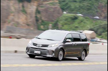 安全再下一城Toyota Sienna