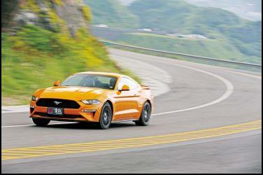 豪爽野馬(上)Ford Mustang EcoBoost Premium