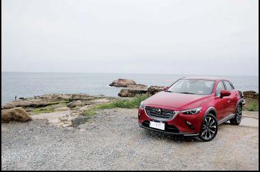 無聲勝有聲Mazda CX-3