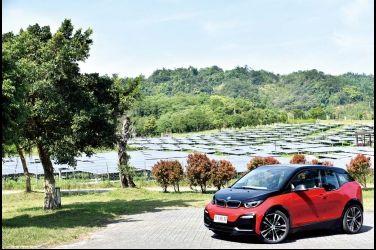 電能小精靈BMW BMW i3s