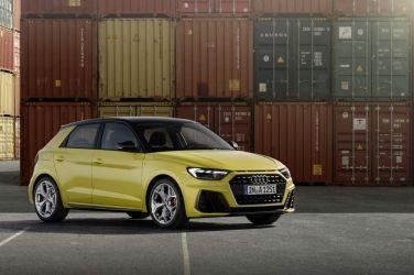 跟上科技化腳步Audi A1