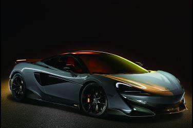 限量襲來  McLaren 600LT
