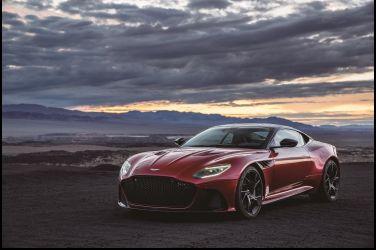 王者轉生  Aston Martin DBS Superleggera