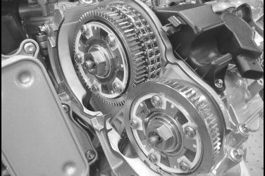 愈來愈多引擎在排氣側導入?