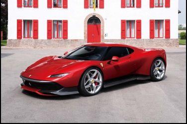 遙向F40致敬Ferrari SP38