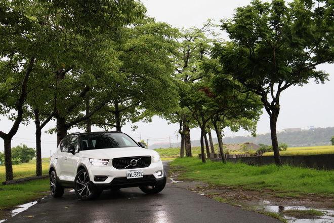 北歐新銳時尚小休旅 Volvo XC40 T5 R-Design Premier Edition試駕-外觀內裝篇