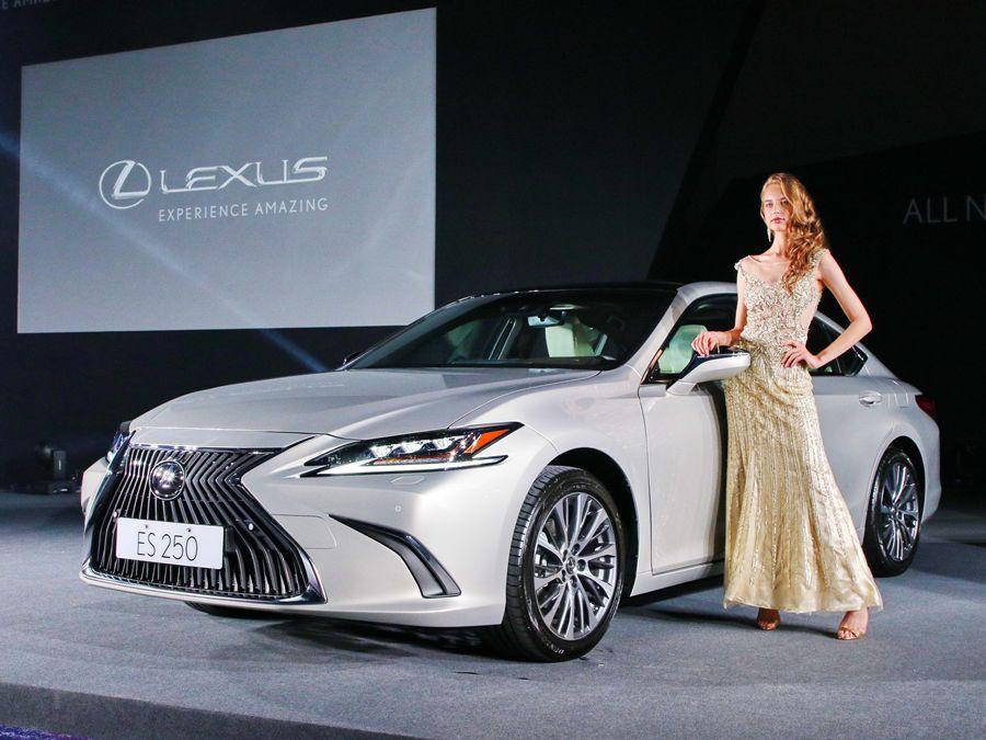 售價167萬起!全新LEXUS ES 250 / 200「超 規格」動感登場