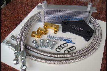 愛車冷卻10妙招5:加裝機油冷卻器