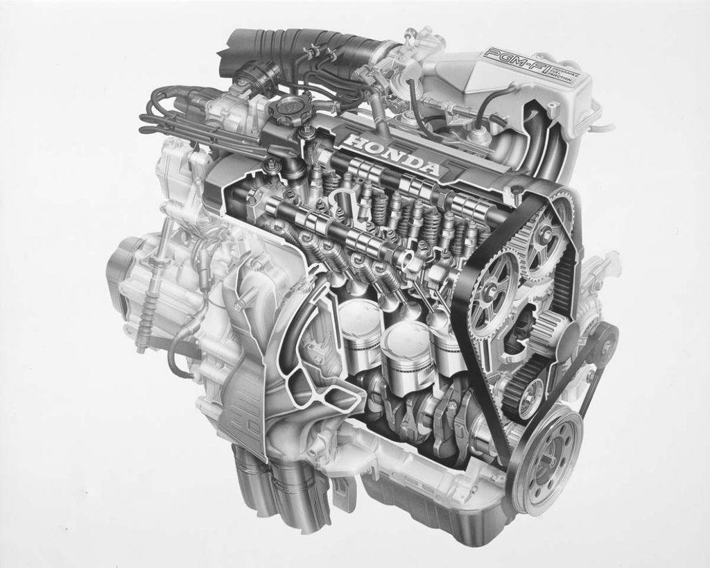 【汽車知識】原來Honda VTEC引擎同時具備這兩種性格