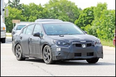 直噴上身Subaru Legacy