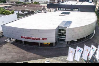 新北市首座Porsche Centre  全新保時捷新北展示暨服務中心盛大開幕,正式投入營運