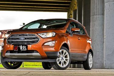 渦輪HEN給力Ford EcoSport