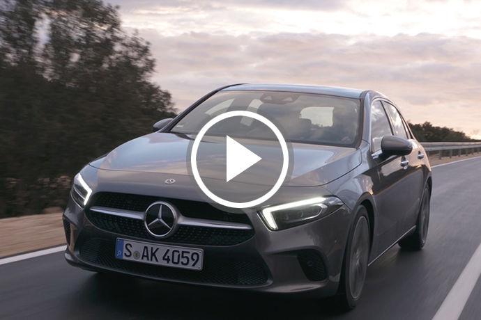 克羅埃西亞試駕-全新 Mercedes Benz A-Class