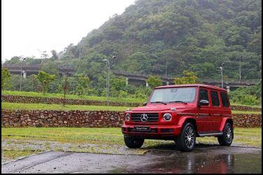 假扮骨董Mercedes-Benz G 500(上) 外觀復古先進內在