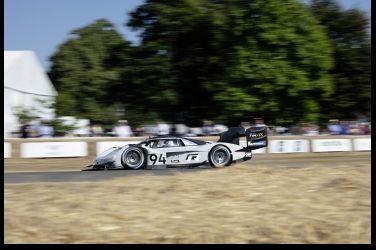 Volkswagen純電能賽車刷新Goodwood最速紀錄