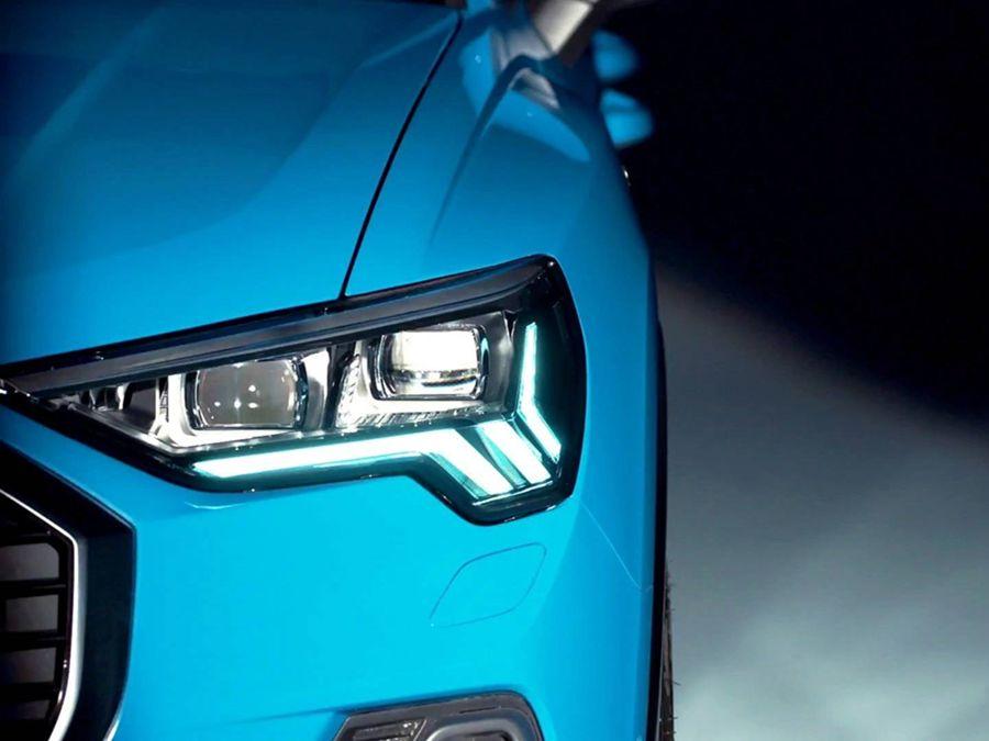 7月25日發表!Audi小露第二代 Q3部分細節!