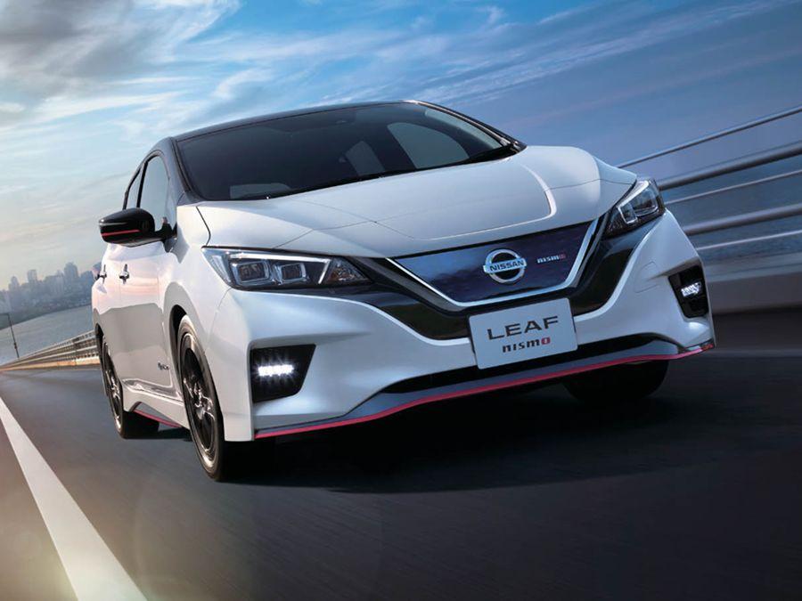 Nissan Leaf Nismo問世!但…僅限日本國內才有