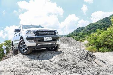 Ford Ranger運動皮卡風靡亞太市場 再創銷售新紀錄