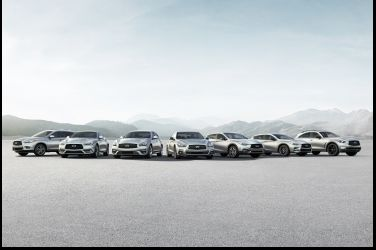 INFINITI 推出全新「輕鬆入主 坐擁無限」限時購車優惠