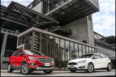 智能安全再進化 Ford Focus及Ford Kuga「安全領航版」新登場