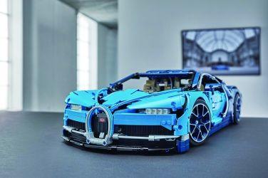 買得起的山豬   Lego推出Technic系列最新作品Bugatti Chiron