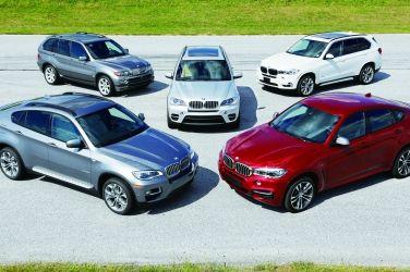 接龍大戰?  BMW在多國註冊X8車名