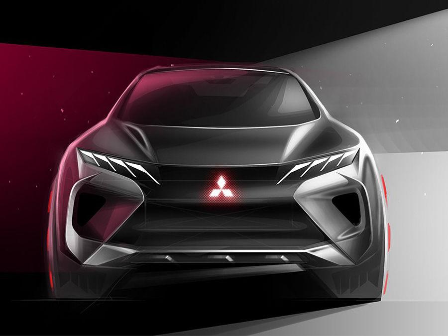 新世代Mitsubishi Mirage將變身跨界休旅?