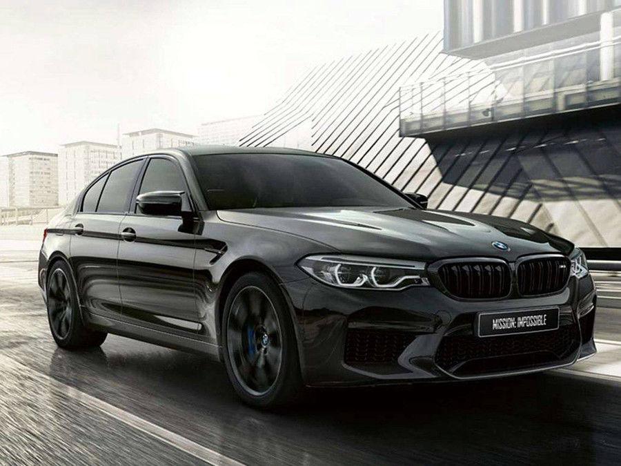 BMW在日本推出特別版M5、5-Series要來執行「不可能的任務」了!
