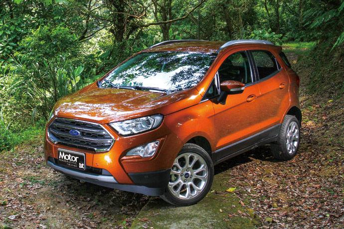巴西小將    Ford EcoSport EcoBoost