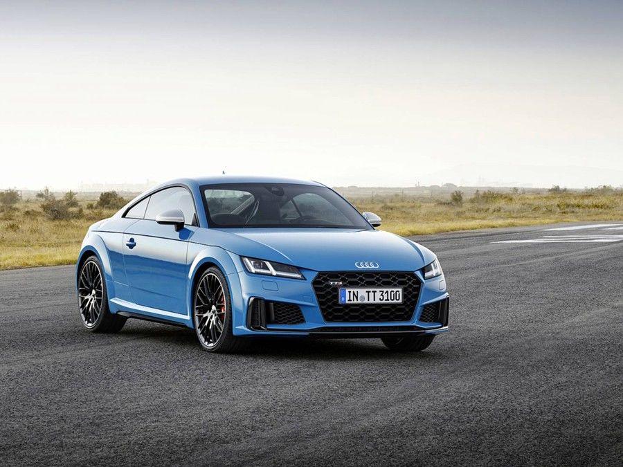 2019年式的Audi TT獲得更豐富的標準配備與細微的外觀升級!