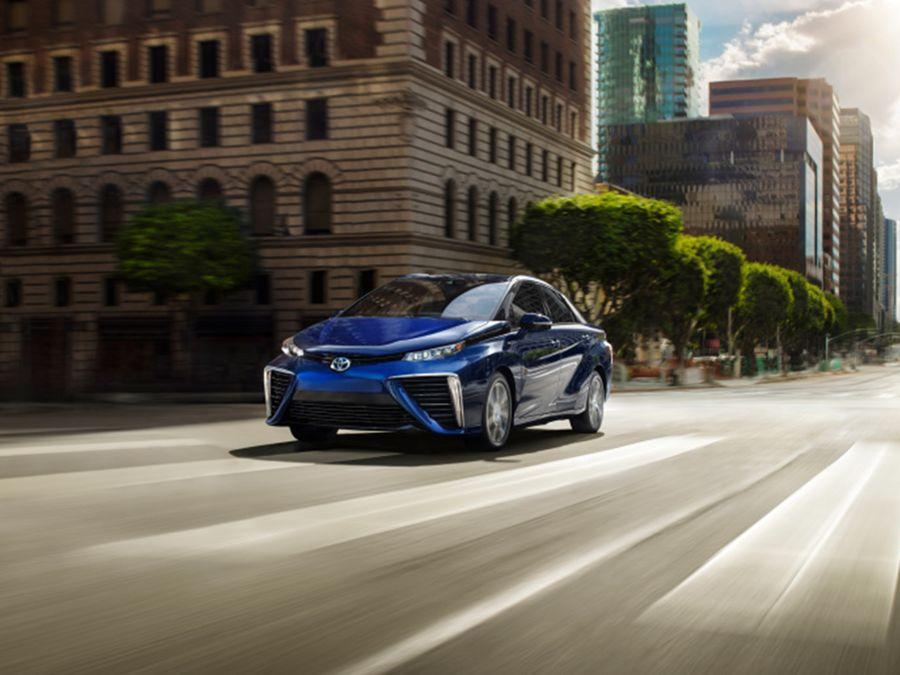 賭一把?Toyota計畫提高氫燃料動力車產量
