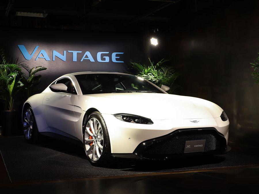 880萬起!Aston Martin NEW Vantage上市