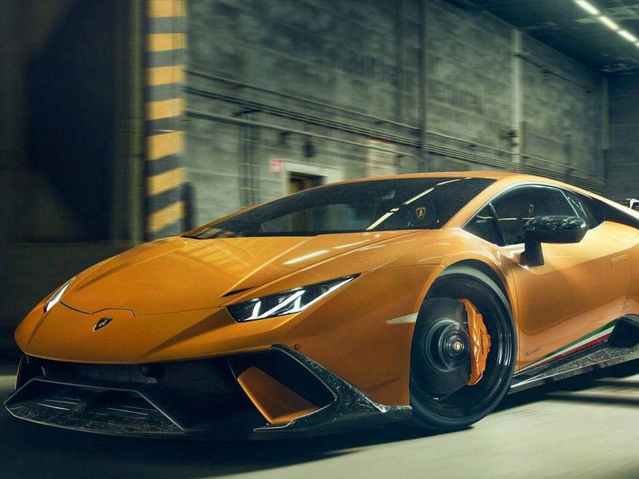 建立於完美上的更完美!Novitec推出全面強化的Lamborghini Huracan Performante改裝作品!