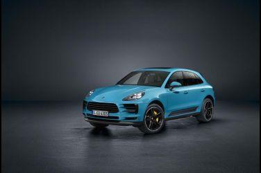 新世代Porsche Macan正式亮相
