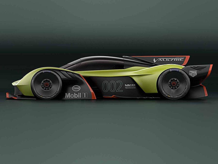 總之先放話啦!Aston Martin Valkyrie AMR Pro真能打破Porsche剛在Nurburgring創下的單圈紀錄?