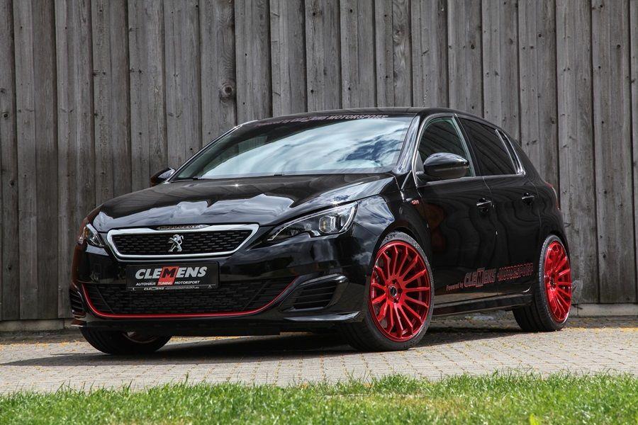不讓德系鋼砲專美於前!Clemens 推出Peugeot 308 GTI改裝套件