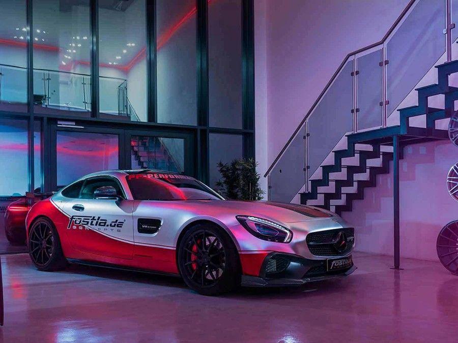 僅須拿出100萬元,即可讓你的Mercedes-AMG GT S擁有比老大哥AMG GT R更強的動力表現與更帥氣的外觀!