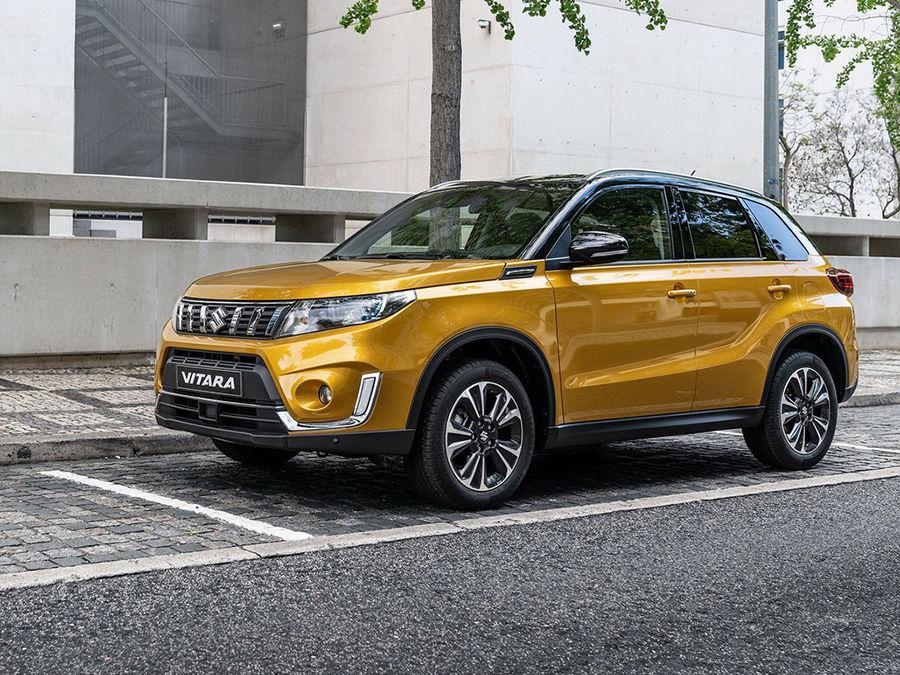 (影音)改款2019 Suzuki Vitara現身!1.0渦輪引擎+手排變速箱!