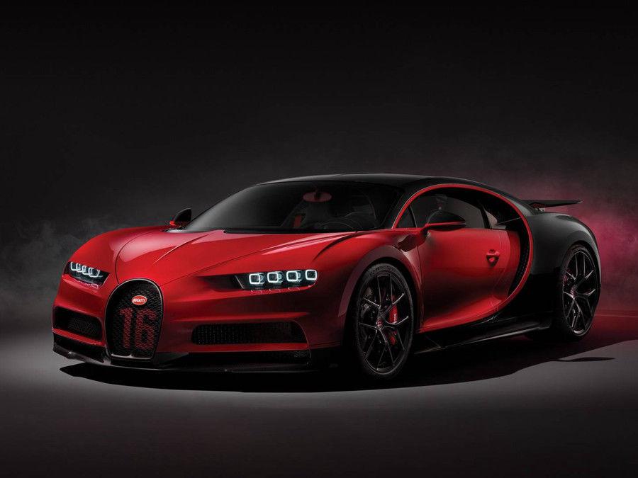 價格為Chiron Sport的兩倍!Bugatti將在Pebble Beach發表Chiron Divo?