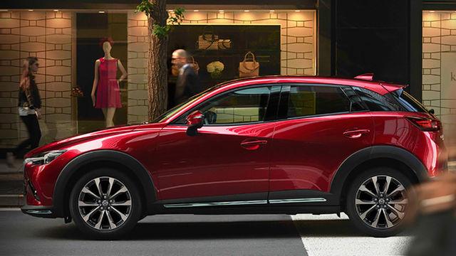 2018年08月 Mazda 馬自達全車系中古車行情表