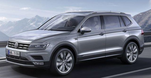 2018年08月 VW 福斯全車系中古車行情表